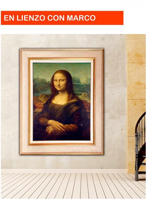 Impresión lienzo con Marco