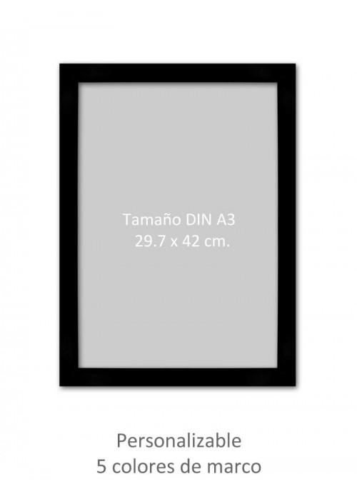 Marco Estándar 59 - 29.7x42...
