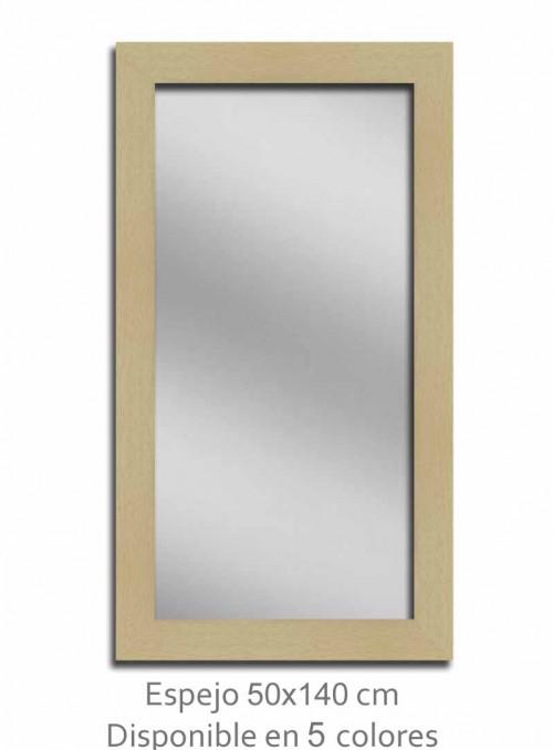 Espejo con Marco de 50x140...