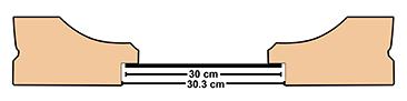 3 milimetros extra